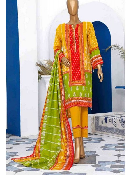 BIN SAEED Print Pret Collection Vol 1 D-Design 12
