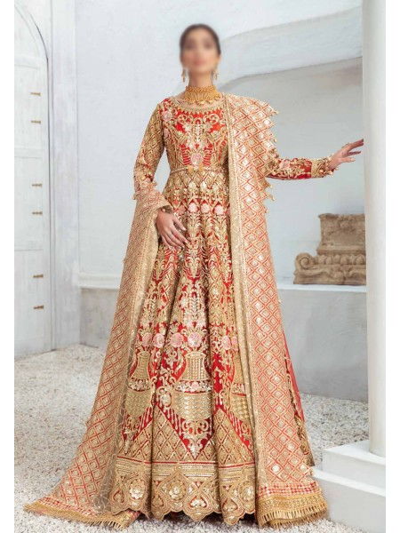 MARYUM AND MARIA Freesia Premium Wedding Collection D-F 02