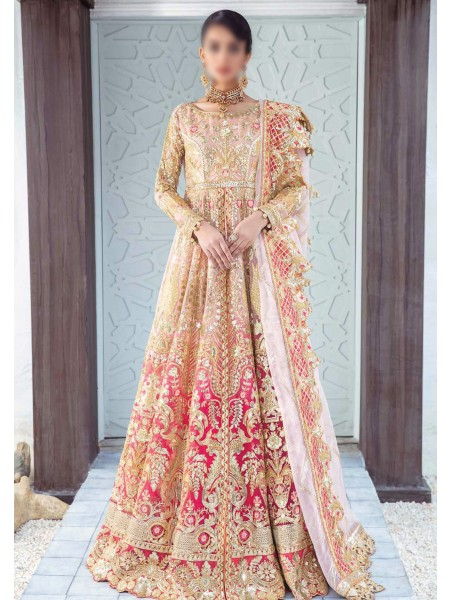 MARYUM AND MARIA Freesia Premium Wedding Collection D-F 04