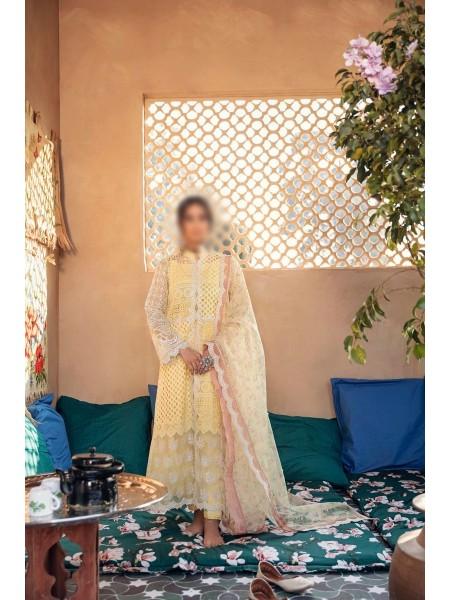 QALAMKAAR Dilara Qalamkar Luxury Lawn D-HL 05