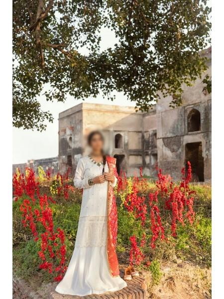 QALAMKAAR Dilara Qalamkar Luxury Lawn D-HL 09