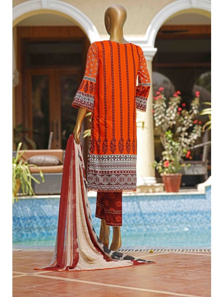 Amna Khadija Shades of Summer Embroidered Lawn Collection Vol-01 D-06