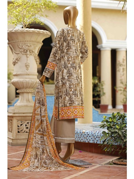 Amna Khadija Shades of Summer Embroidered Lawn Collection Vol-01 D-08