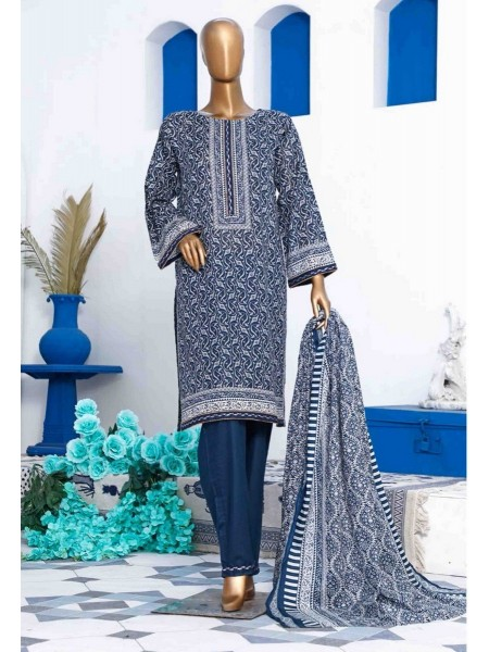 BIN SAEED Print Pret Collection Vol 4 D-Design 43