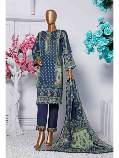 BIN SAEED Print Pret Collection Vol 4 D-Design 45