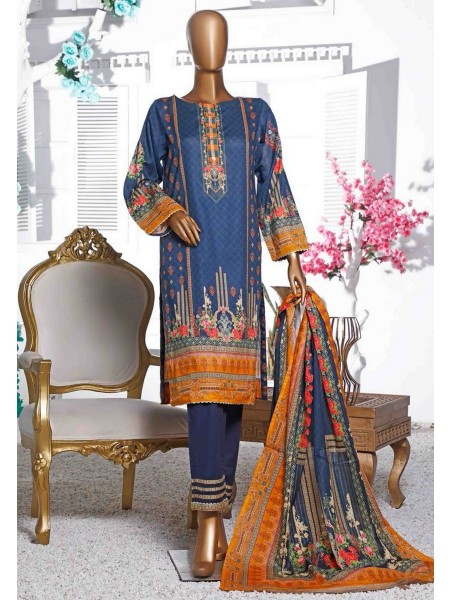BIN SAEED Print Pret Collection Vol 4 D-Design 47