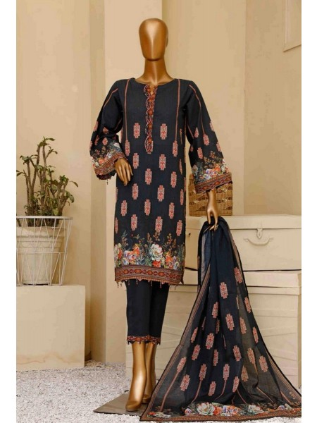 BIN SAEED Print Pret Collection Vol 5 D-Design 04