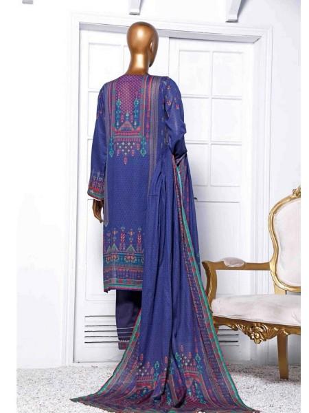 Bin Saeed Print Pret Collection Vol 7 D-07