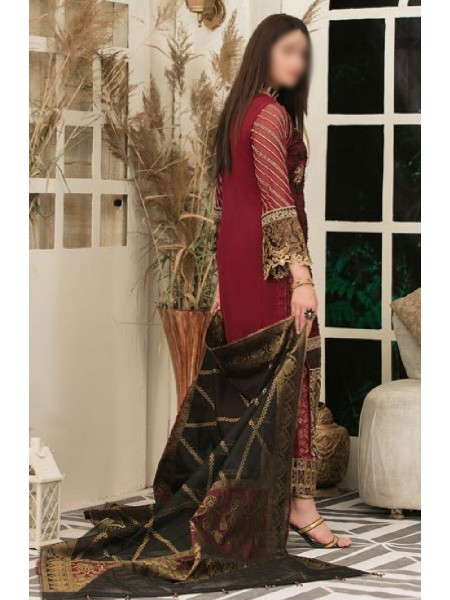 Riaz Arts Klara Fancy Embroidered Unstitched Collection D-1122