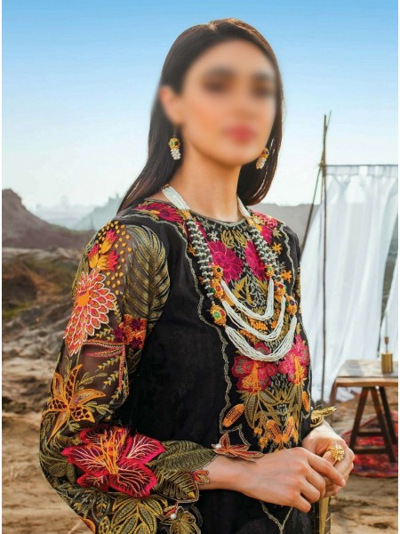 Serene Uns-e-Baharaan Luxury Lawn Collection 2021 D-SL 12