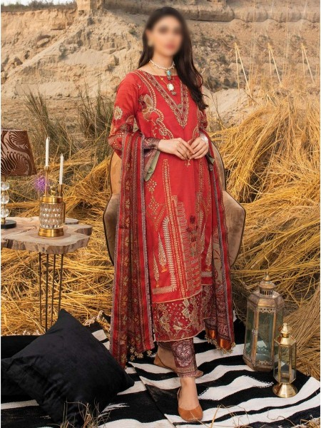 Serene Uns-e-Baharaan Luxury Lawn Collection 2021 D-SL 13