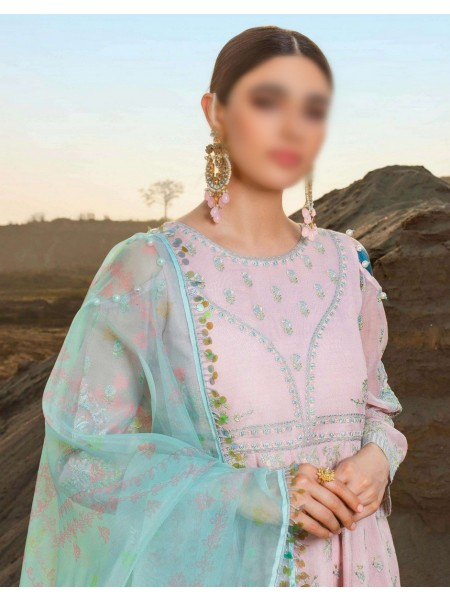 Serene Uns-e-Baharaan Luxury Lawn Collection 2021 D-SL 15
