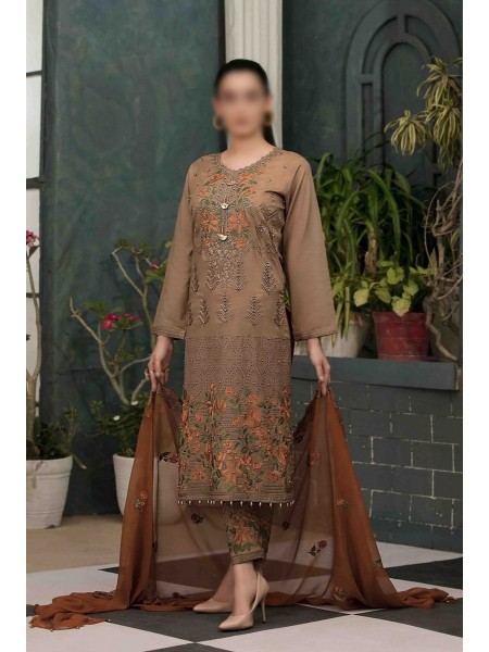 Tawakkal Delia Lawn Embroidered Collection D-D 1242