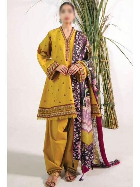 Zara Shahjahan Lawn 2021 D-MEESHA B