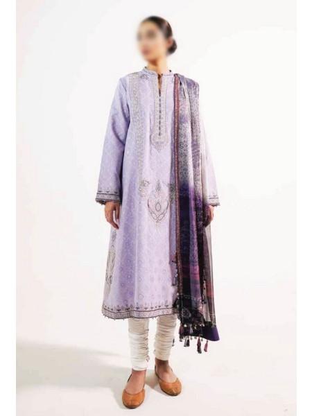 Zara Shahjahan Lawn 2021 D-SHAZIA A