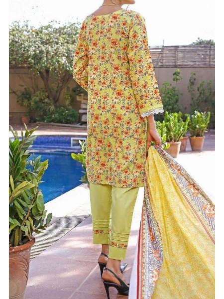 Amna Khadija Wrinkle Free Print Collection Vol-2 D-03