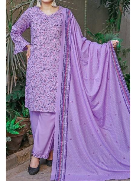 Amna Khadija Wrinkle Free Print Collection Vol-2 D-20
