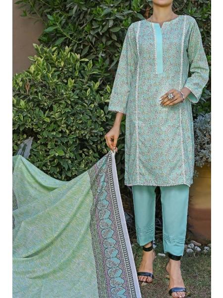 Amna Khadija Wrinkle Free Print Collection Vol-2 D-21