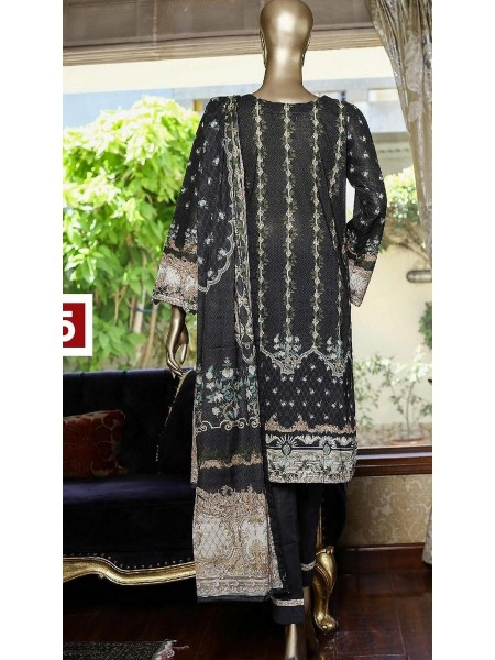 Bin Saeed Embroidered Collection21 Vol-10 D-1372