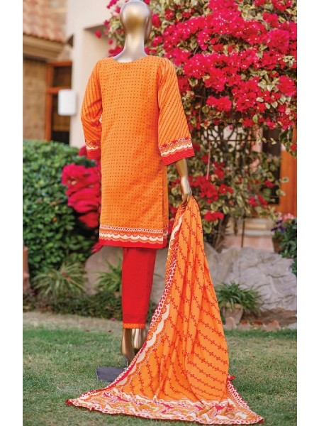 Bin Saeed Printed Lawn Collection Vol 2 - 2021 D-D 22