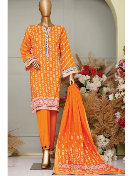 Bin Saeed Printed Lawn Collection Vol 2 - 2021 D-D 30