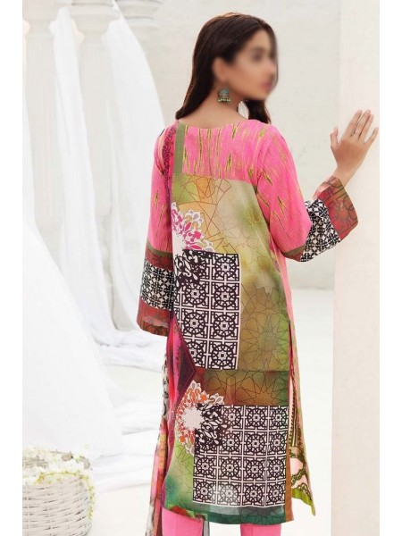 Charizma Embroidered Lawn21 Chapter-1 D-CEL 08