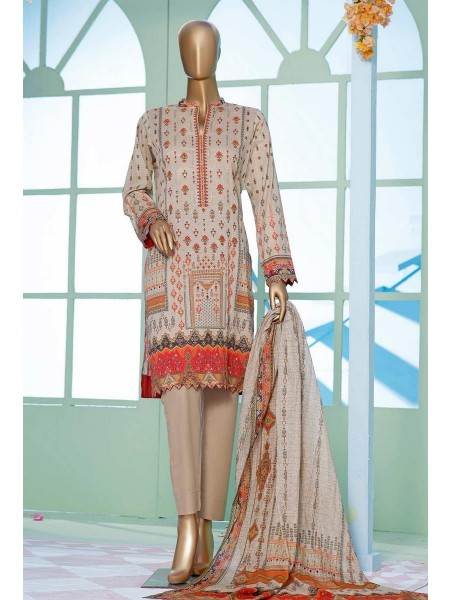 HZ Premium Embroidered Collection Chapter-02 D-PEL 1027