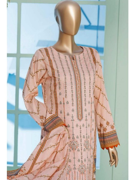 HZ Premium Embroidered Collection Chapter-02 D-PEL 1028