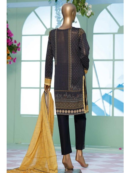 HZ Premium Embroidered Collection Chapter-02 D-PEL 1039