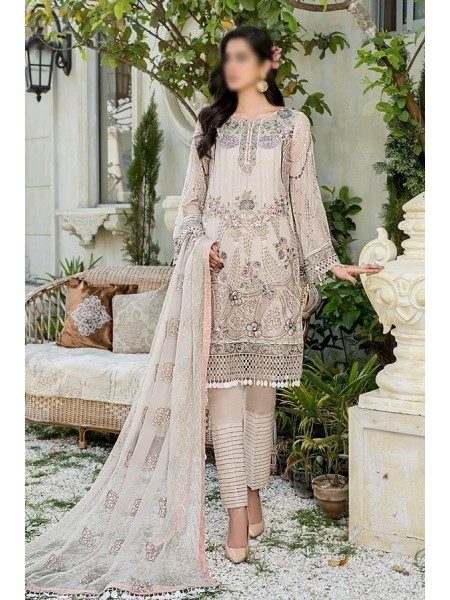 Maryam's Premium Luxury Collection Vol-8 D-MP-189 Poetic Romance