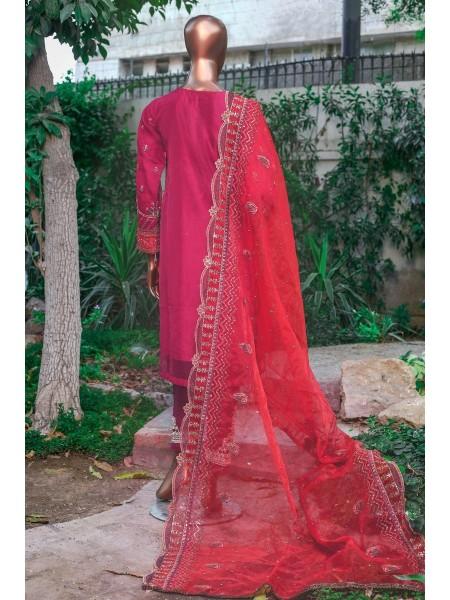 Sadabahar Eid Festive Collection Vol 1 D-MA47 Mahroon