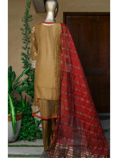 Sadabahar Festive Stitched Collection D-NP 08 A