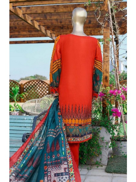 Sadabahar Printed and Embroidered Collection D-11816