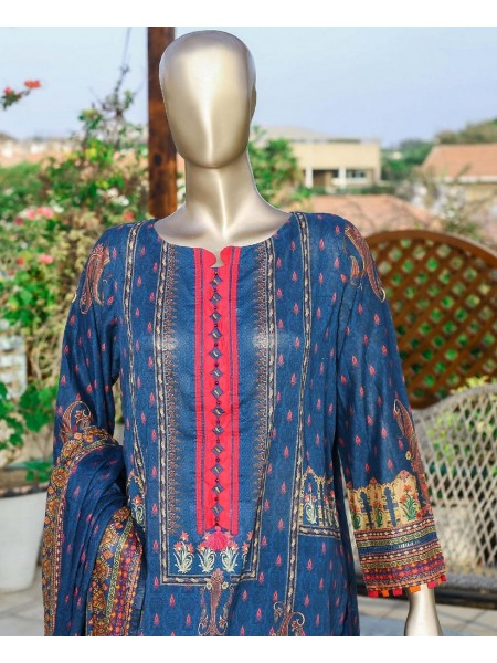 Sadabahar Printed and Embroidered Collection D-1903