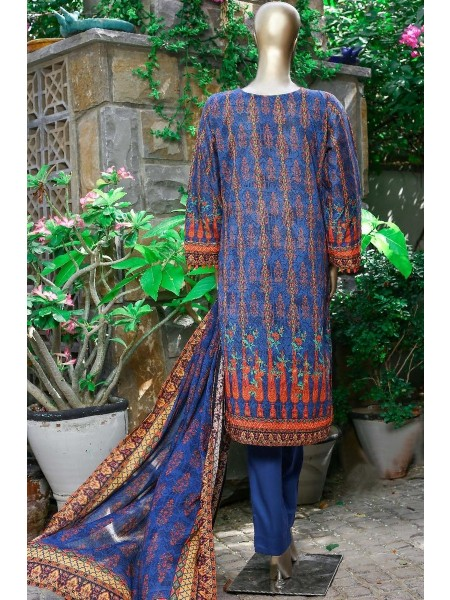 Sadabahar Printed and Embroidered Collection D-1911