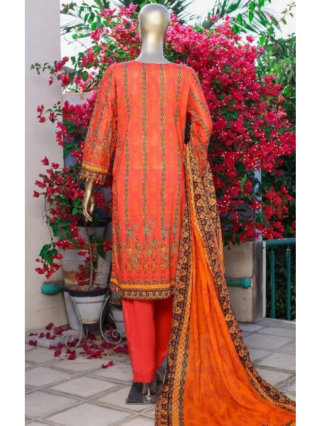 Sadabahar Printed and Embroidered Collection D-1913