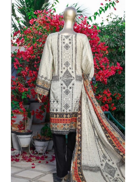 Sadabahar Printed and Embroidered Collection D-1921