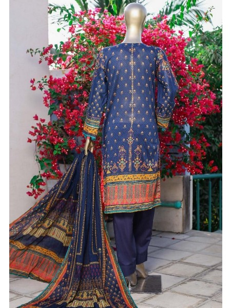 Sadabahar Printed and Embroidered Collection D-1927