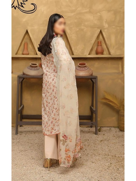 Sanam Saeed Celeberate The Summer SS Range Digital Printed Unstitched Collection D-03