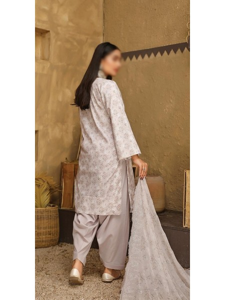 Sanam Saeed Celeberate The Summer SS Range Digital Printed Unstitched Collection D-06