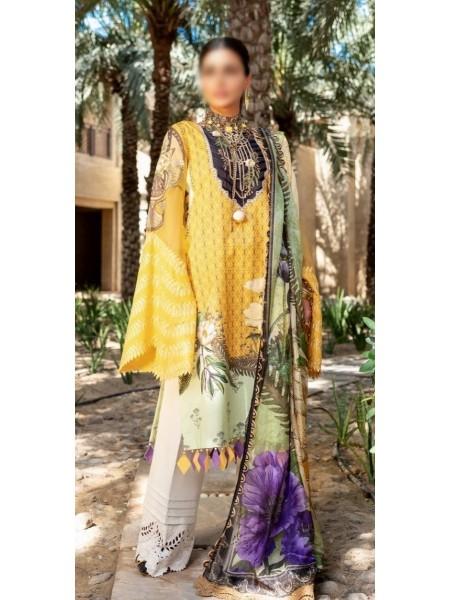 Shiza Hassan Luxury Lawn21 D-010b