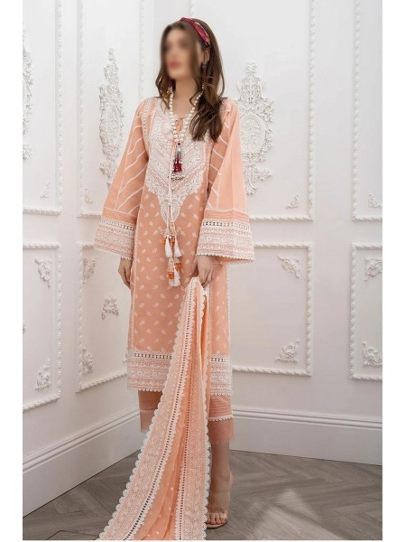 Sobia Nazir Unstitched Luxury Lawn21 D-13A