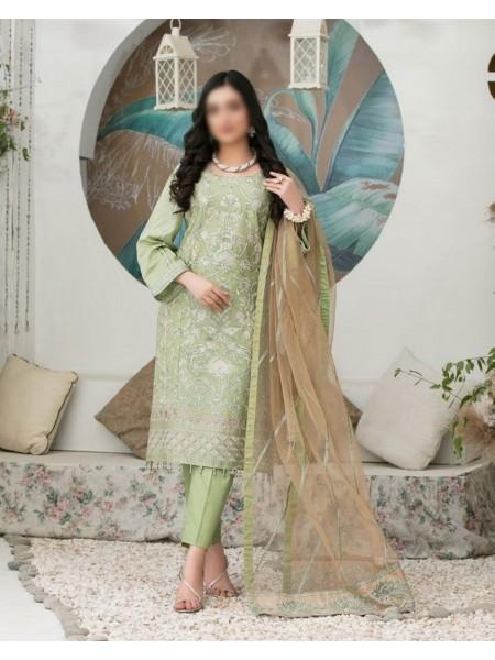Tawakkal Aslihan Embroidered Jacquard Lawn Collection D-Design 08