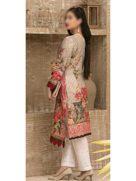 Tawakkal Casual Summer Lawn Broshia Digital Print Kurti Collection D-D 9180