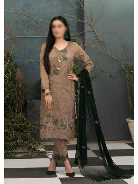 Tawakkal Delia Lawn Embroidered Collection D-D 1244