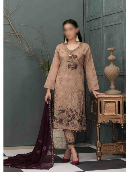 Tawakkal Delia Lawn Embroidered Collection D-D 1247