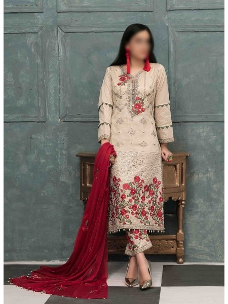 Tawakkal Delia Lawn Embroidered Collection D-D 1249