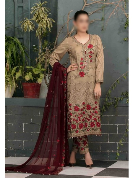 Tawakkal Delia Lawn Embroidered Collection D-D 1250