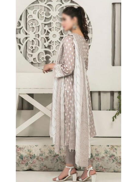 Tawakkal Ritzier Jacquard Embroidered Unstitched Collection D-1372