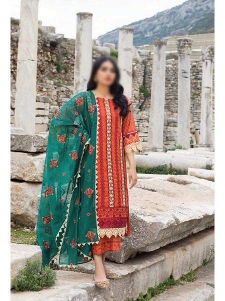 Zainab Chottani Luxury ChikanKari SS21 D-07 A